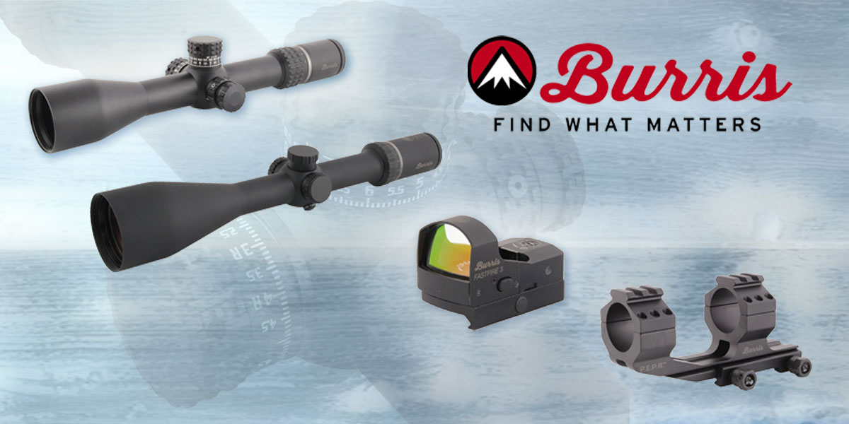 Burris Scopes and Red dot sights