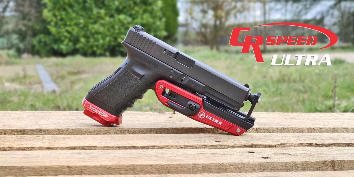 CR-SPEED ULTRA Holster