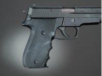 Foto 2: Hogue Griff für Sig Sauer P226 - mit Fingerrillen
