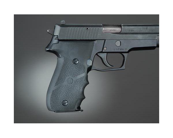Hogue Griff für Sig Sauer P226 - mit Fingerrillen