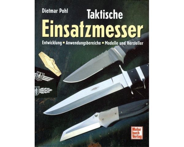 Buch Taktische Einsatzmesser Dietmar Pohl