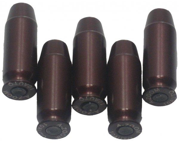 A-ZOOM Pufferpatronen Kaliber 10 mm Auto