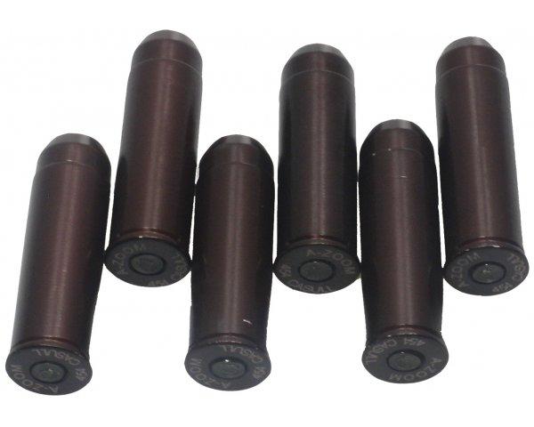 A-ZOOM Pufferpatronen Kaliber .454 Casull