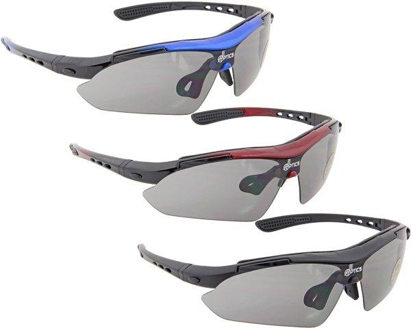DAA Schießsportbrille Modell Alpha