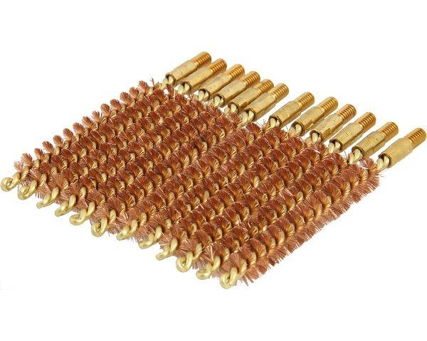 Dewey Bronzebürste für Büchsen - 12er Pack