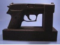 Foto 1: Kurzwaffenhalter für 1 Waffe