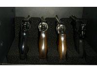 Kurzwaffenhalter für 4 Waffen