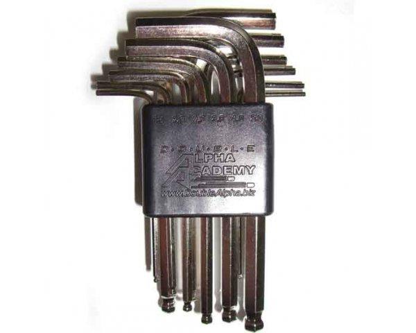 CED/DAA Winkelschlüsselsatz
