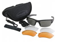 Wiley X Schutzbrille WX Valor Set groß