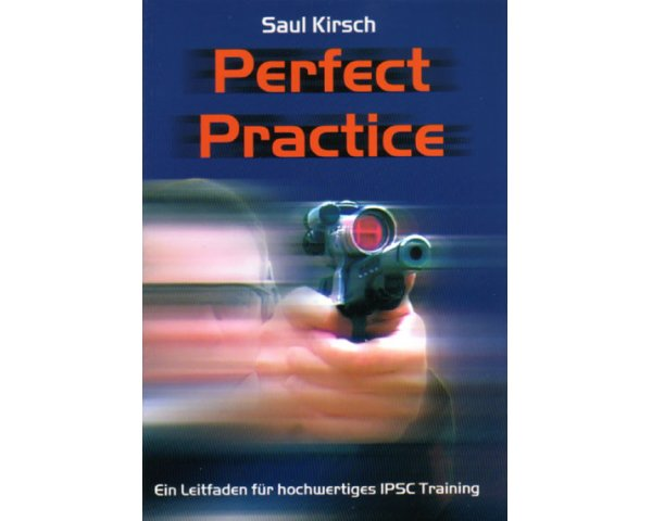 "DAA Buch ""Perfect Practice"""
