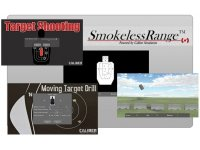 Laser Ammo Smokeless Range Software 2.0 mit Kamera