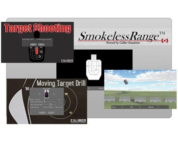 Laser Ammo Smokeless Range Software 2.0 mit Kamera