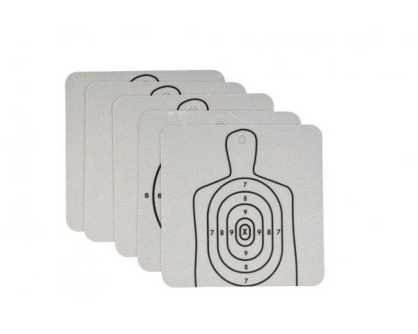 Laser Ammo Reflektierende Ziele 6er Pack