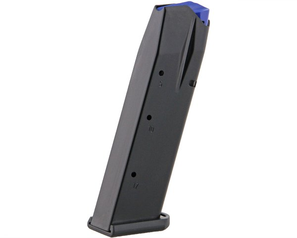 Mec-Gar Magazin für CZ 75/SP-01/Shadow 2, 17 Schuss, anti friction coat