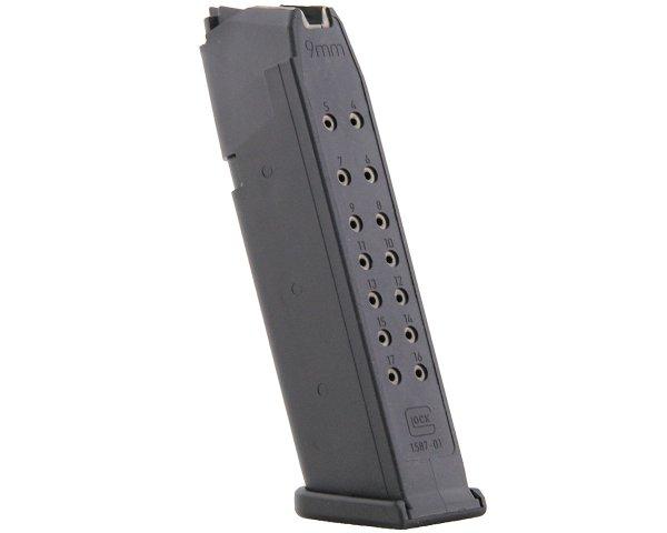 Glock Magazin für Glock 17 - 17 Schuss