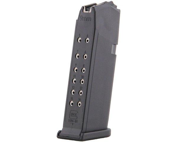 Glock Magazin für Glock 19 - 15 Schuss