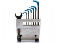 Dillon XL650 Werkzeughalter mit Schraubenschlüssel
