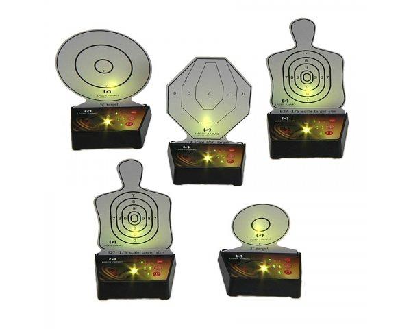 Laser Ziele und Software