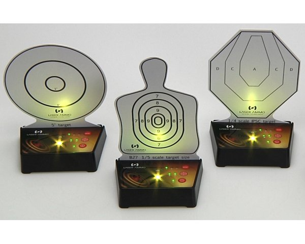 Laser Ammo  Interactive Multi Training Targets - i-MTTS