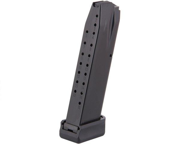 Mec-Gar Magazin für Beretta 92, 20 Schuss, brüniert