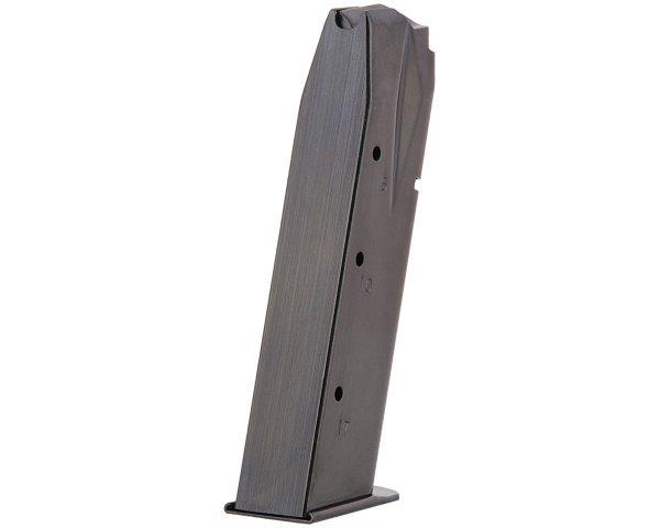 Mec-Gar Magazin für Sig Sauer P226, 17 Schuss, brüniert