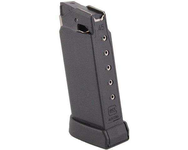 Glock Magazin für Glock 36 - 6 Schuss
