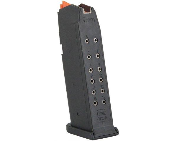 Glock Magazin für Glock 19 Gen. 5 - 15 Schuss