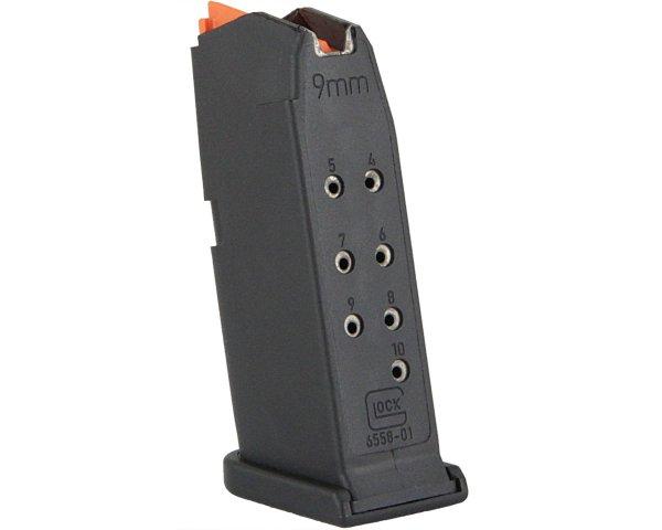 Glock Magazin für Glock 26 Gen. 5 - 10 Schuss