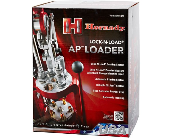 Hornady Lock-N-Load AP 5-Stationen-Presse