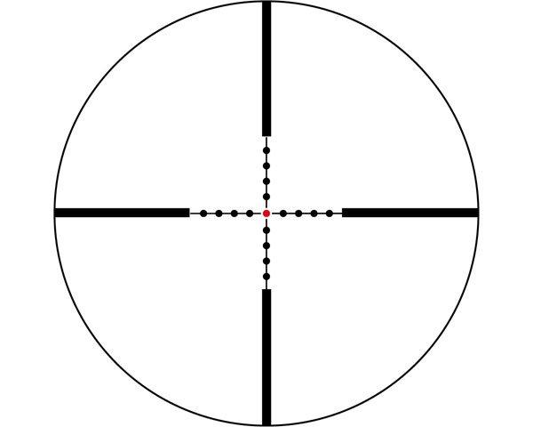 Falke Zielfernrohr 1-6x24 Tac
