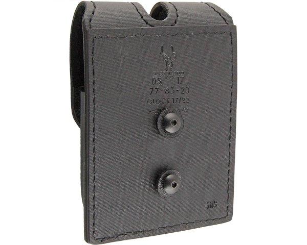 Safariland Doppelmagazintasche zur Montage (Glock)