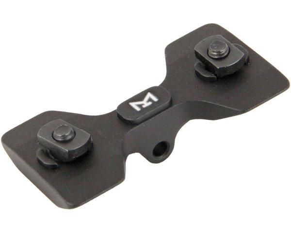 Eratac M-LOK Adapter für Harris-Zweibein