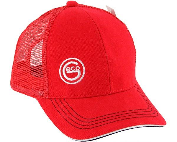 Geco Basecap Rot