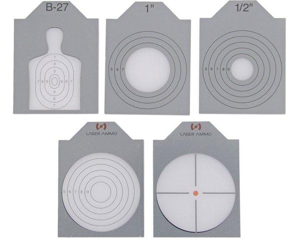 Laser Ammo Laser PET Electronic Target II