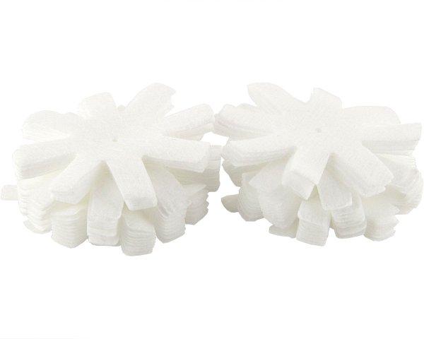 Lotus Baumwollläppchen für Kaliber .22 -.50