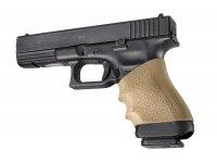 Foto 3: Hogue Griff Handall für grosse Pistolen