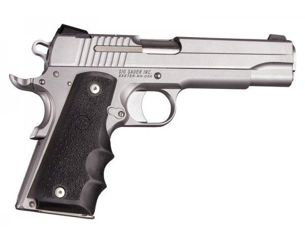 Hogue Griff für Colt 1911 und Clone - mit Fingerrillen