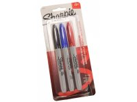 DAA Sharpie Marker 3er-Pack