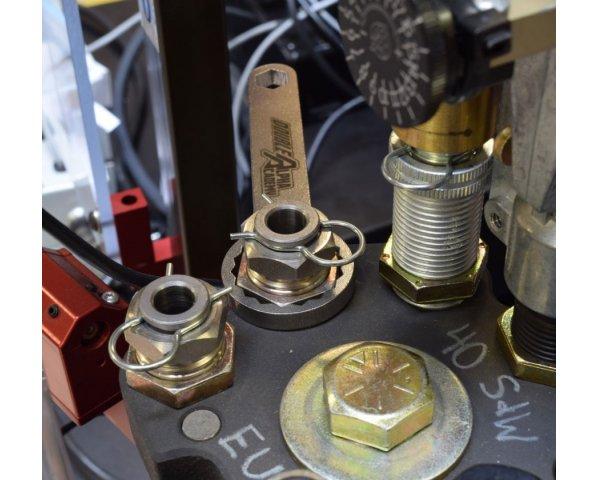 DAA Ringschlüssel für Matrizen
