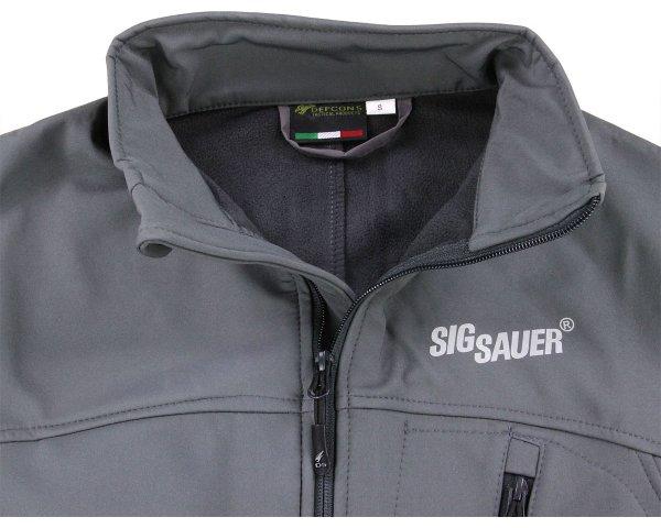 Sig Sauer D5 Softshell Jacke
