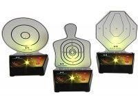Foto 2: Laser-Ammo Bundle Surestrike 9mm + i-MTTS Targets 3er