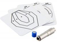 Foto 3: Laser-Ammo Bundle Surestrike 9mm + i-MTTS Targets 3er
