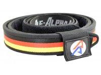 DAA Double Alpha IPSC Gürtel Premium Belt in Deutschland Optik