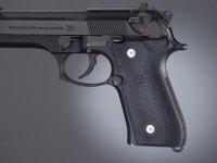 Hogue Griff Panelstyle für Beretta 92