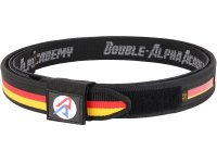 DAA Double Alpha IPSC Gürtel Premium Belt in Deutschland Optik