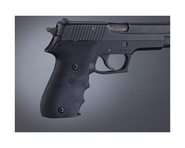 Hogue Griff für Sig Sauer P220 - mit Fingerrillen