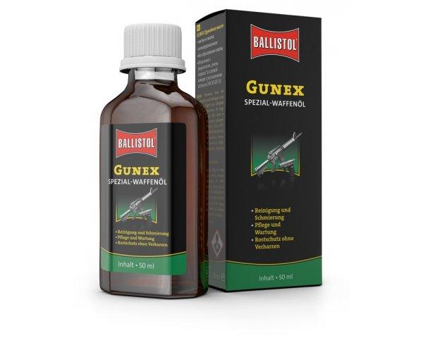 Ballistol Gunex Spezial-Waffenöl 50ml