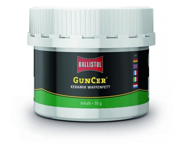 Ballistol GunCer Keramik-Waffenfett 70g