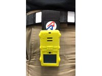Foto 3: DAA Gürtelschlaufe mit Klettbefestigung für den Tactical Skin