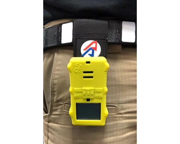 DAA Gürtelschlaufe mit Klettbefestigung für den Tactical Skin